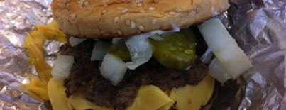 Five Guys is one of Guide to West Lafayette's best spots.