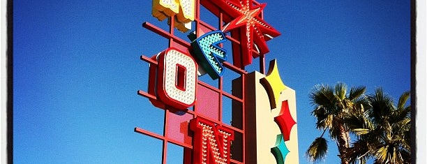 The Neon Museum is one of For Las Vegas in June.