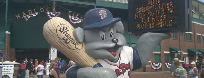 Hadlock Field is one of Awesome Stops in Portland, Maine #VisitUS.