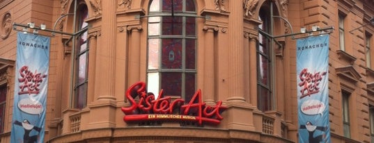 Ronacher Theater is one of StorefrontSticker #4sqCities: Vienna.