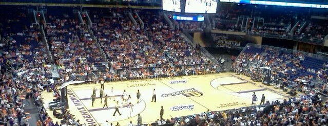 Talking Stick Resort Arena is one of Great Sport Locations Across United States.