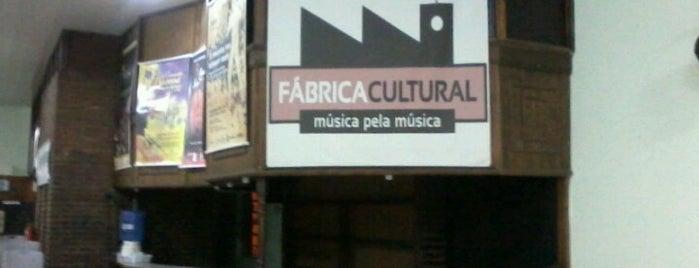 Fábrica Cultural is one of Pelotas.