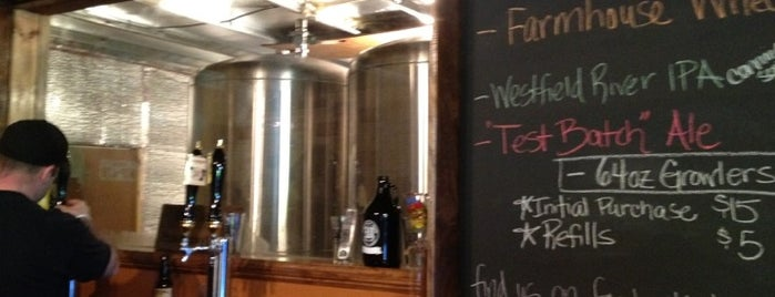 Westfield River Brewing Company is one of Massachusetts Craft Brewers Passport.