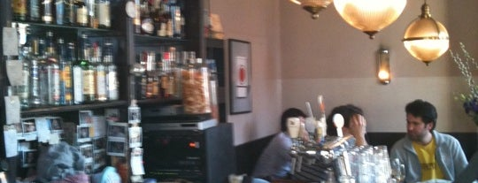 Café Tabac is one of Best bars in Amsterdam.