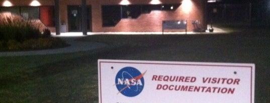 NASA Locations Visited