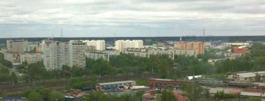 Mytishchi is one of cities.