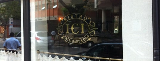 Ici Bistrô is one of My Favorite Restaurants.