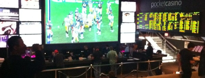 Lagasse's Stadium is one of Las Vegas's Best Sports Bars - 2012.