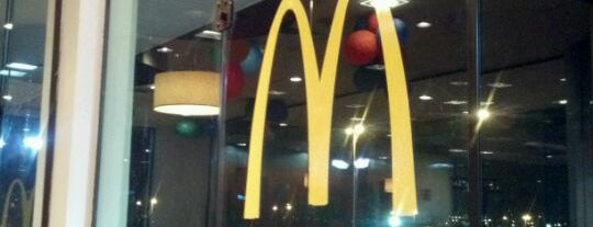 McDonald's is one of Top 10 favorites places in Brasília, Brasil.