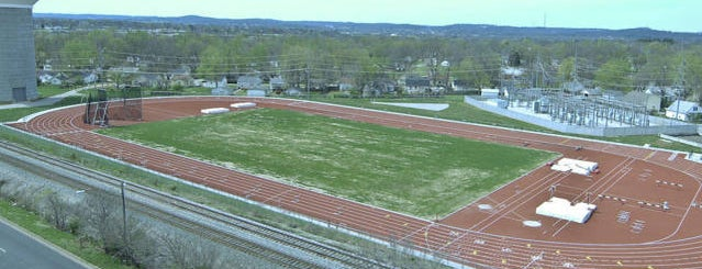 WKU Charles M. Ruter Track & Field Complex is one of Campus Tour.
