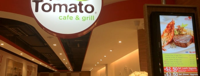 Hot Tomato Cafe & Grill is one of Food.