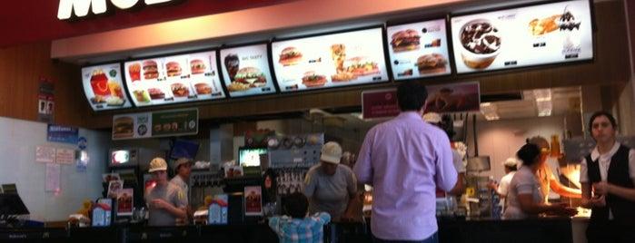 McDonald's is one of Lugares que já dei checkin.