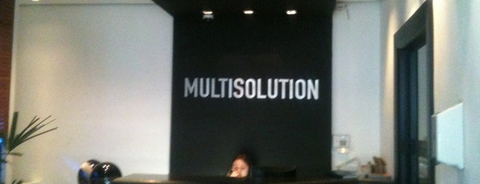 MultiSolution Publicidade is one of Agências.