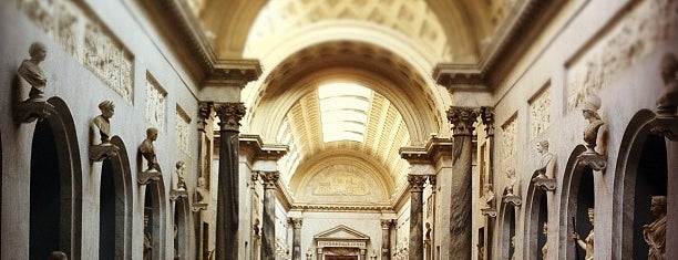 Museos Vaticanos is one of Bucket List Places.