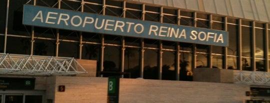 Aeropuerto de Tenerife Sur-Reina Sofía (TFS) is one of Airports in SPAIN.