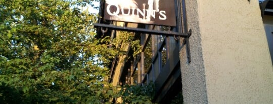 Quinn's Pub is one of Best Seattle Burgers.