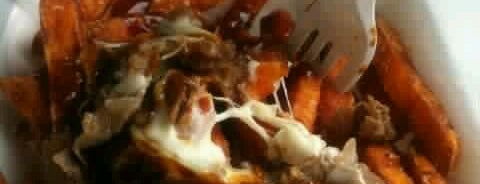 Groovy Guys Gourmet Fries is one of A foodie's paradise! ~ Indy.