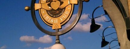 Claddagh Irish Pub is one of MN Food/Restaurants.