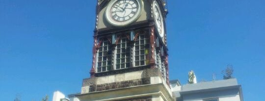 Victoria Jubilee Clock Tower is one of Around The World: SW Pacific.