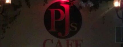 PJ's Café is one of Dining Tips at Restaurant.com Atlanta Restaurants.