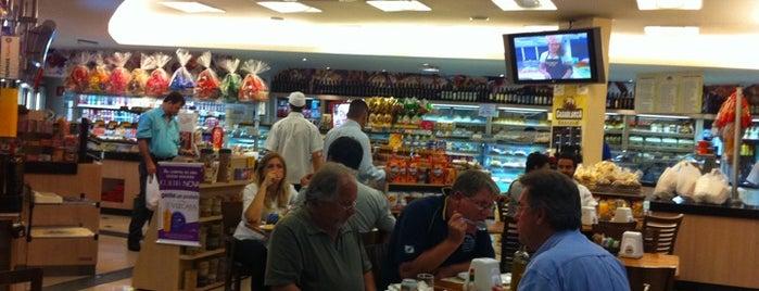 Padaria Casablanca is one of Sao Paulo's Best Bakeries - 2013.