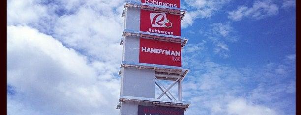 Robinsons Place Palawan is one of Filipinler-Manila ve Palawan Gezilecek Yerler.
