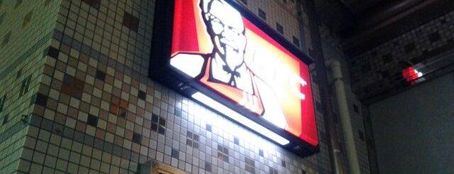 KFC is one of 新横浜マップ.