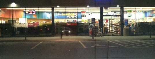 Hy-Vee Gas is one of Must-visit Gas Stations or Garages in Dubuque.