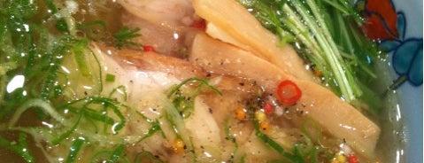 麺処 てしお is one of ramen.