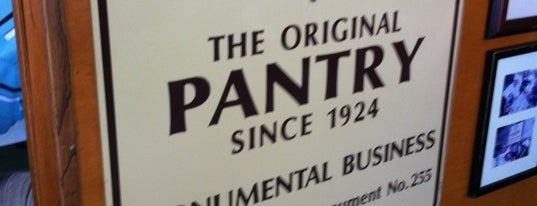 The Original Pantry is one of Good Bad Coffee.