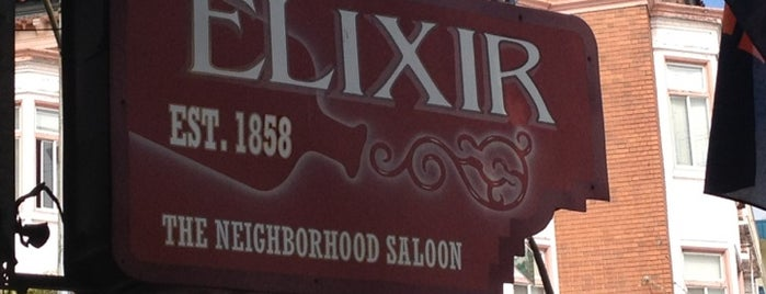 Elixir is one of The 15 Best Places for Bloody Marys in San Francisco.