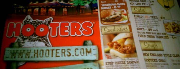 Hooters is one of Places to Eat in Lake Mary/ Heathrow Area.