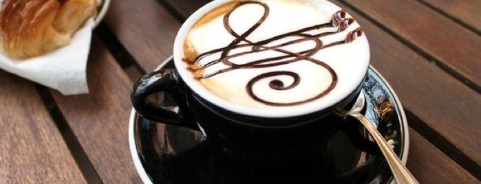 Smoothie'n'coffee is one of Свежие «Ведомости» в заведениях МОСКВЫ.