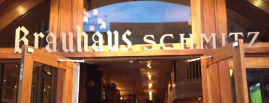 Brauhaus Schmitz is one of Philadelphia.