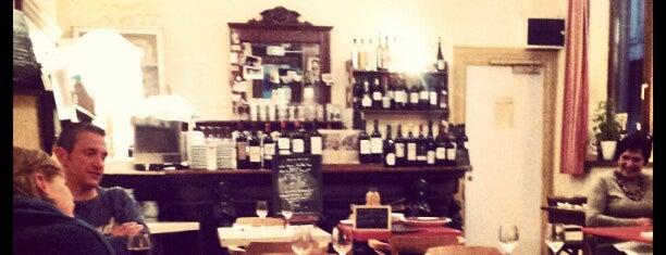 Au Bon Vin is one of Restos.