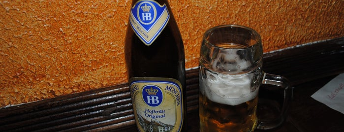 The Blue Pub is one of Hotspots SP.