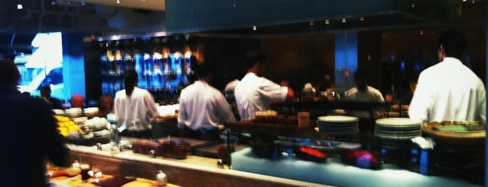 Roka is one of London as a local.
