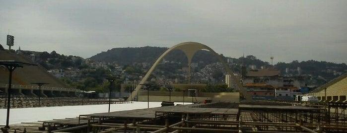 Praça da Apoteose is one of Rio de Janeiro's best places ever #4sqCities.