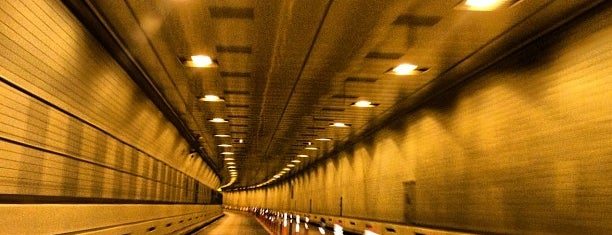 Brooklyn-Battery Tunnel (Hugh L. Carey Tunnel) is one of Been Here.