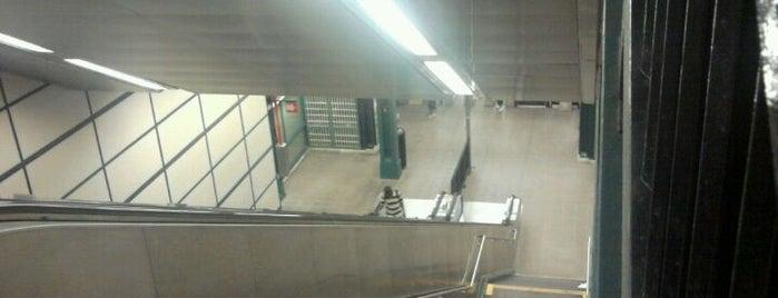 MTA Subway - Gun Hill Rd (2/5) is one of NYC Subways 4/5/6.