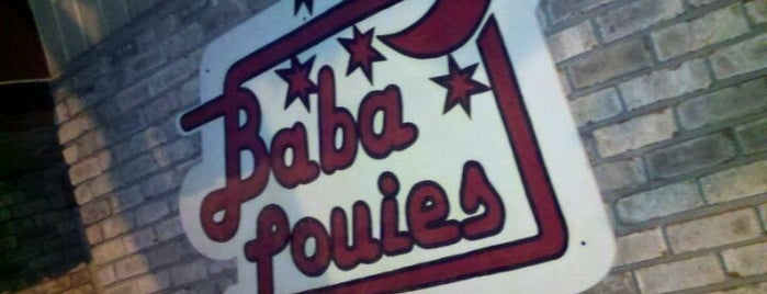 Baba Louies is one of bars.