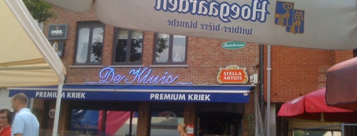 De Kluis is one of food.