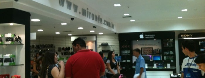 Miranda Computação is one of Midway Mall.