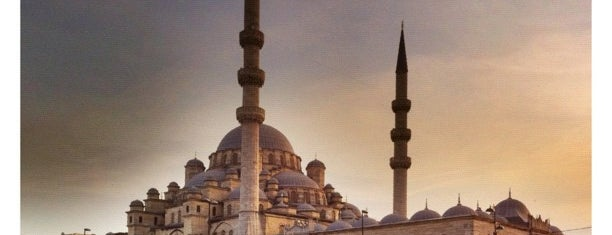 New Mosque is one of Istanbul.
