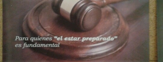 Instituto de Posgrado en Derecho (IPD) is one of DF Todas.