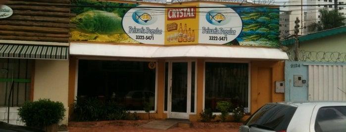 Peixaria Popular is one of Restaurantes.