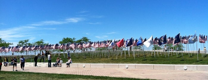 George V. Voinovich Bicentennial Park is one of The 15 Best Places with Scenic Views in Cleveland.