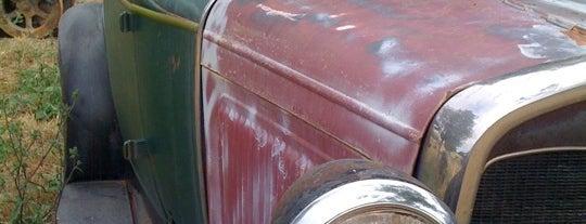 Antique Gas & Steam Engine Museum is one of Viva La Vista!.
