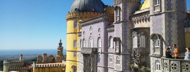 Palácio da Pena is one of Lisboa.
