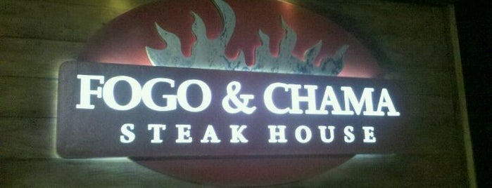 Fogo & Chama Steak House is one of Tenho que conhecer..